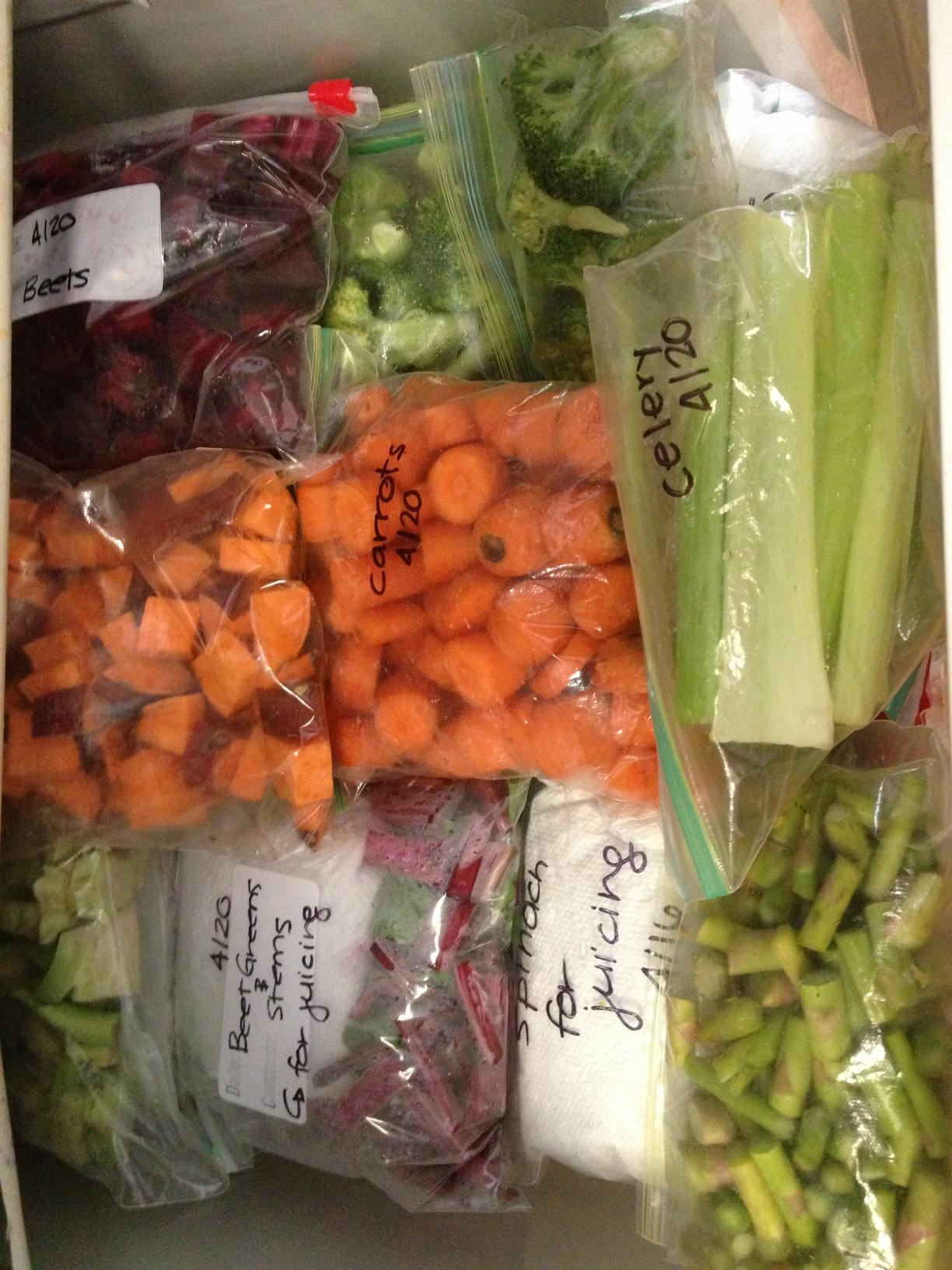 Keeping Produce Fresh – How to Store Produce to Keep it Fresher, Longer!