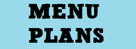 MENU PLAN – Spring Menu, London Broil, Salad, Risotto & Strawberry Rhubarb Dessert
