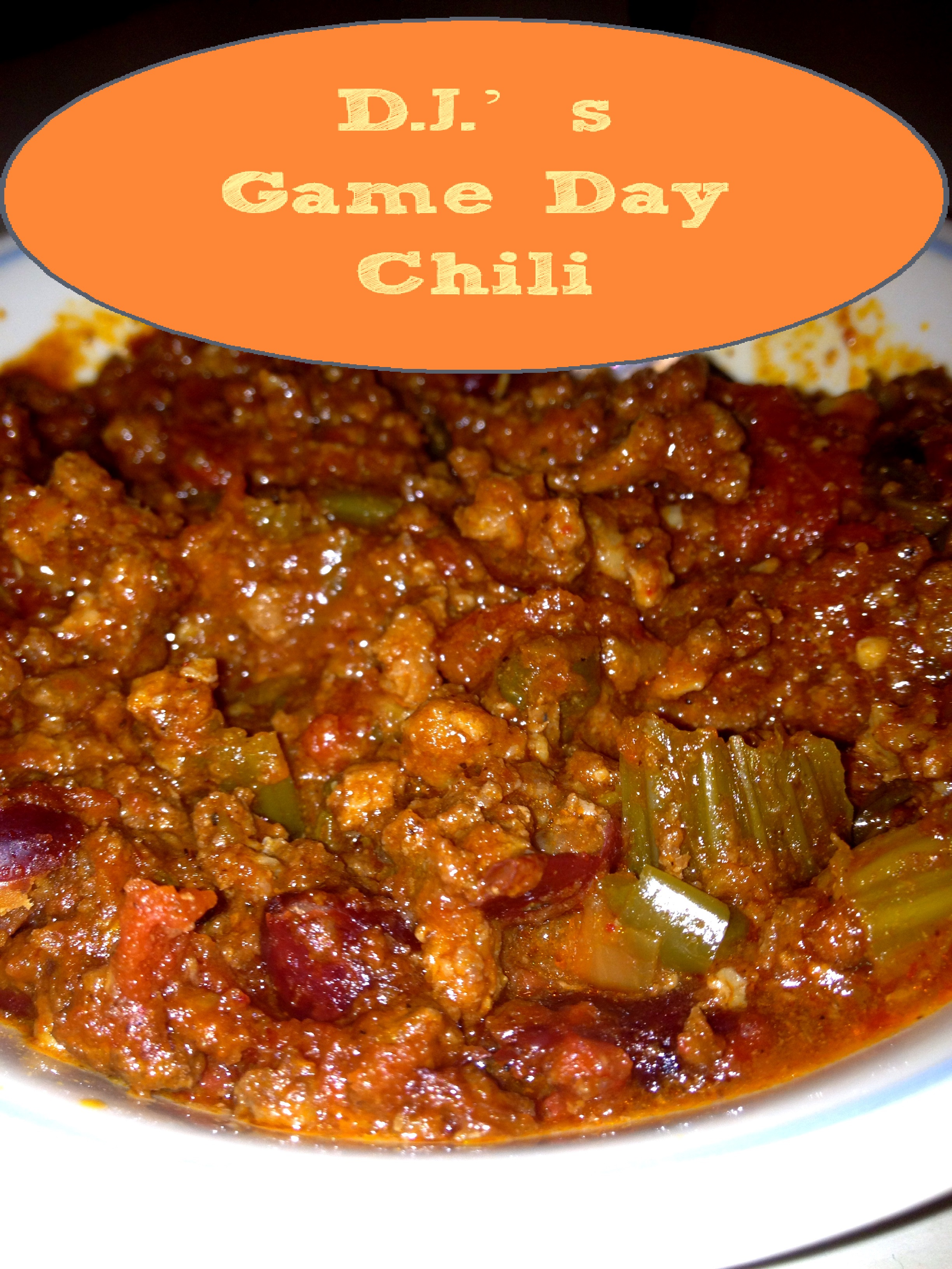 Game Day Chili Recipes — Dishmaps