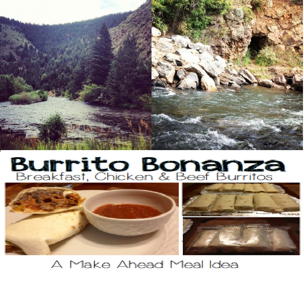 My New Inspired Denver Lifestyle and My Mile High Mama's Burrito Bonanza Post