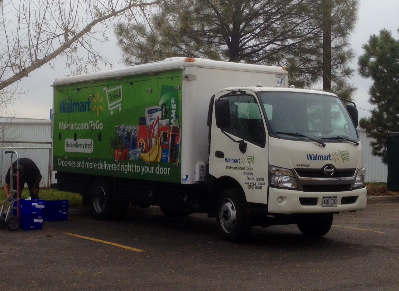Walmart To Go Delivers!  Walmart's New To Go Delivery Service Saved Me Both Time & Money!