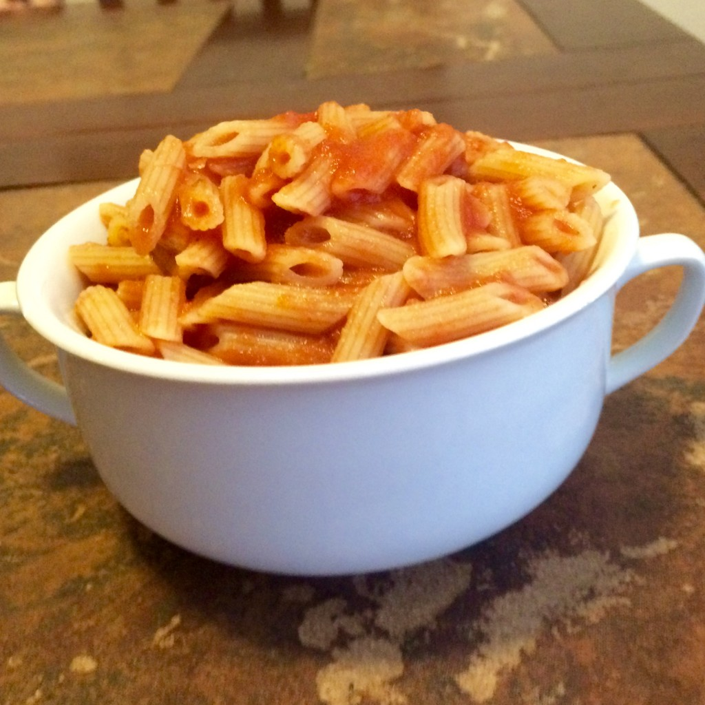 Easy Kid-Friendly Pasta Recipe with the Best Crockpot Spaghetti Sauce EVER!