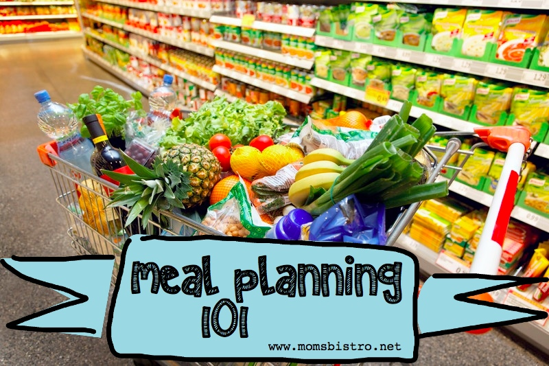 Meal Planning 101 – How To Build A Great Grocery Shopping List