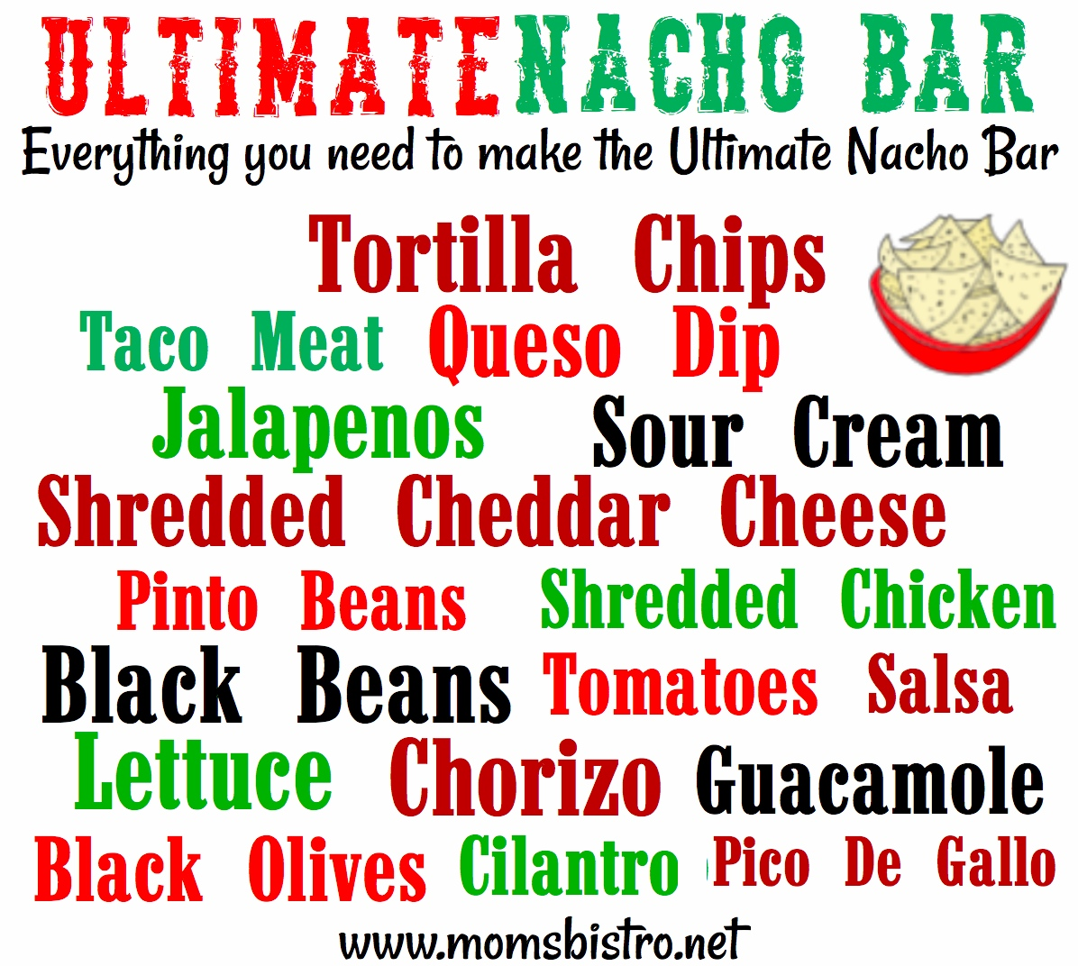 Ultimate Nacho Bar