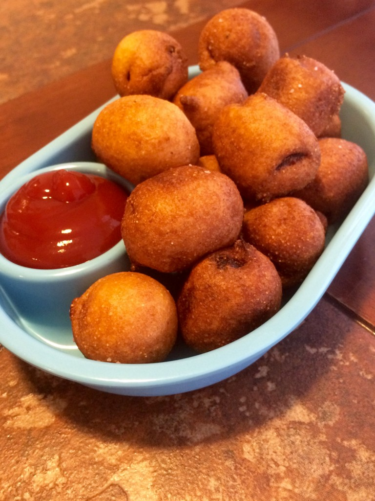 Mini Corn Dog Bites