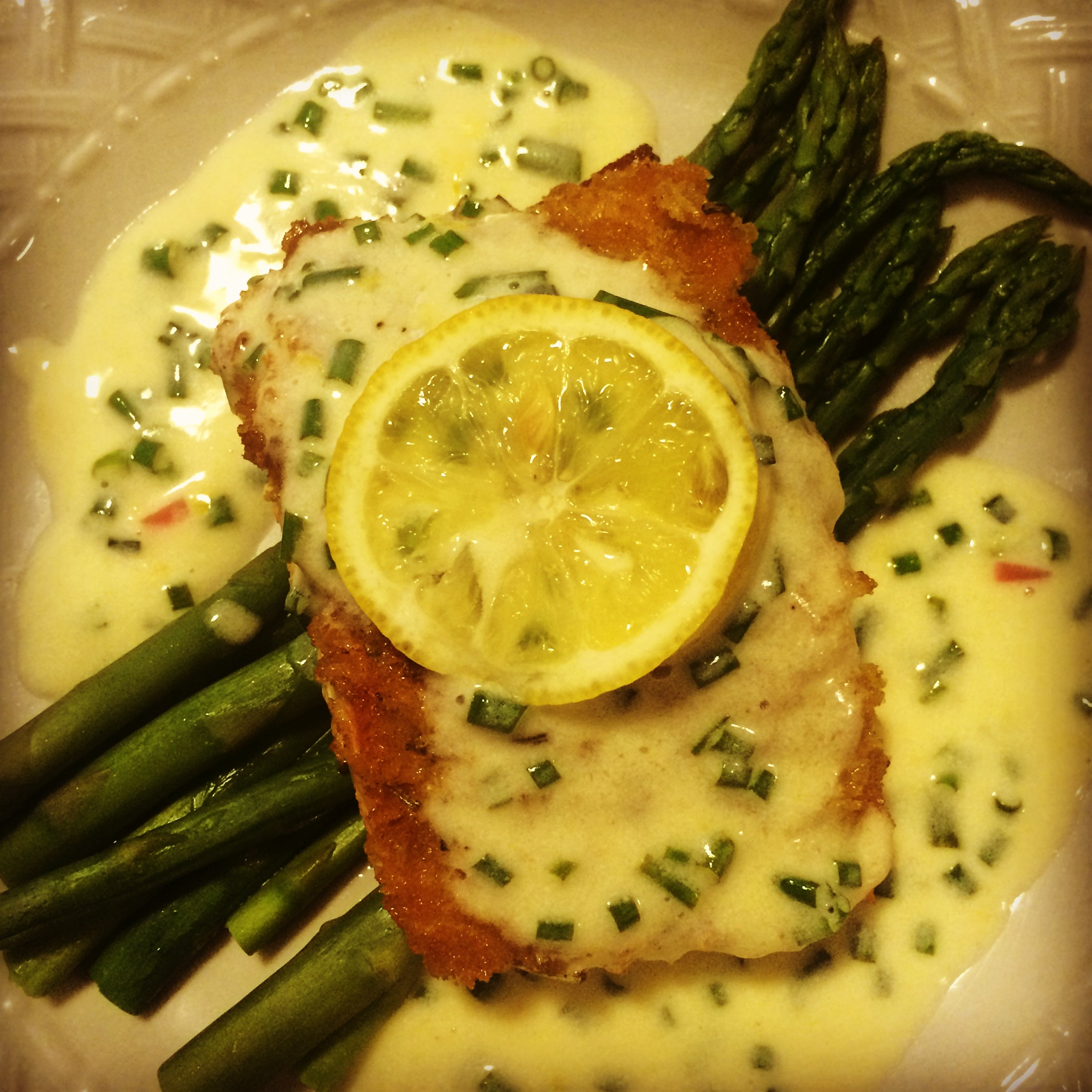 When Life Gives You Lemons Make Panko Crusted Salmon with ...