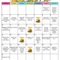 Month Of Meals - May 2015 Menu-page-001