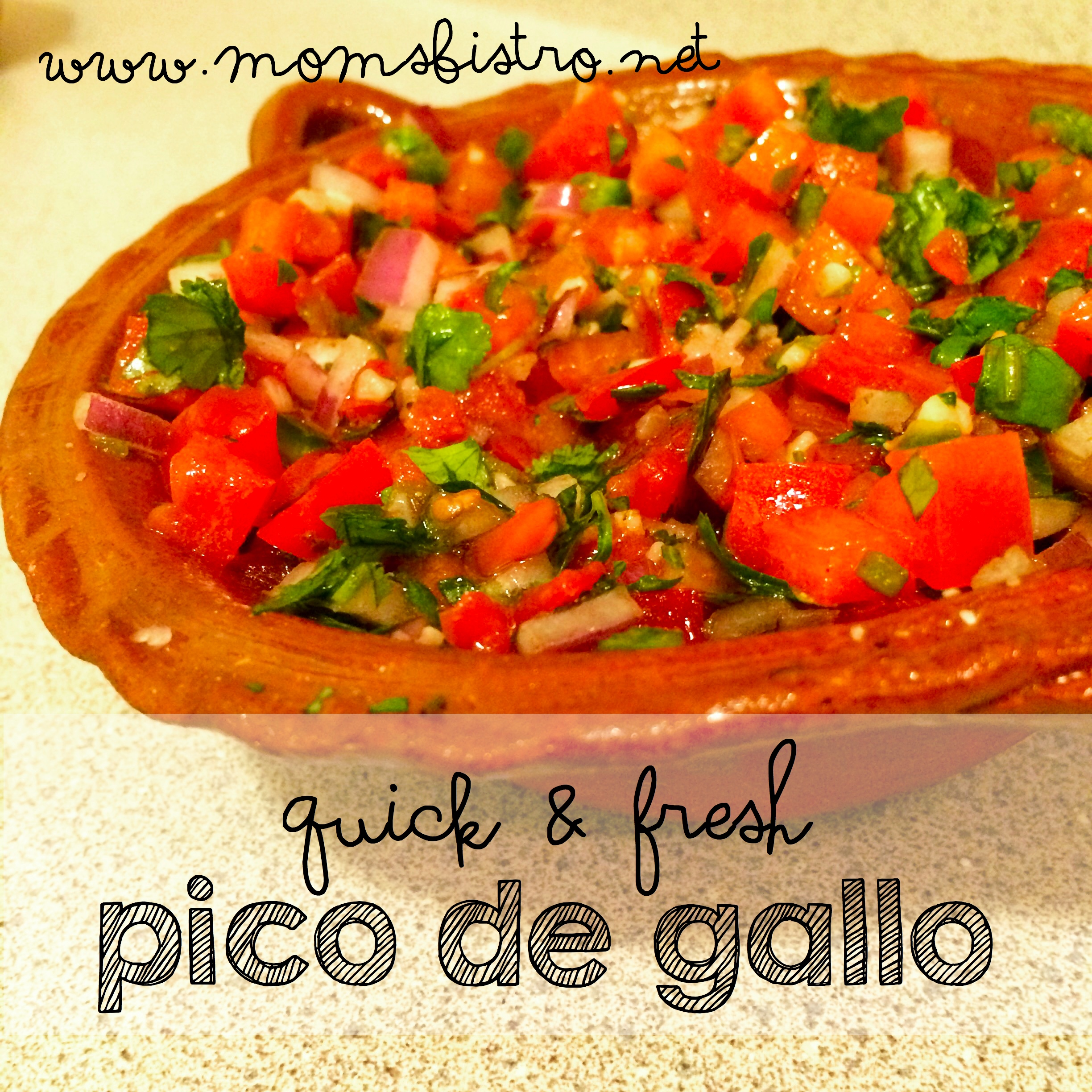 Celebrate Cinco de Mayo with This Quick and Fresh Pico De Gallo Recipe PLUS 6 Other Mexican Recipes for Cinco de Mayo