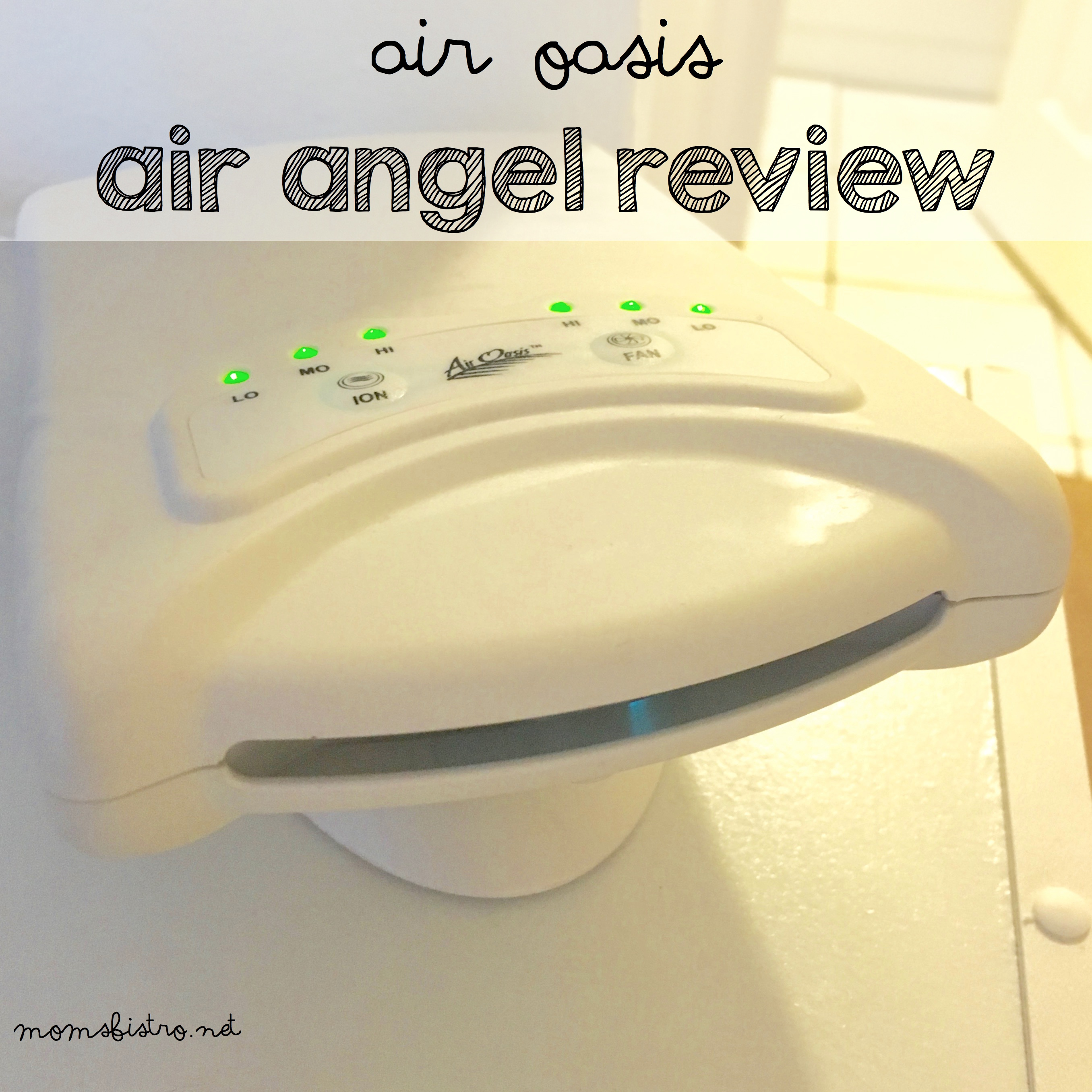 How We Finally Got Our Four Year Old To Start Napping Again!  Air Oasis Air Angel Purifier and Sanitizer Review