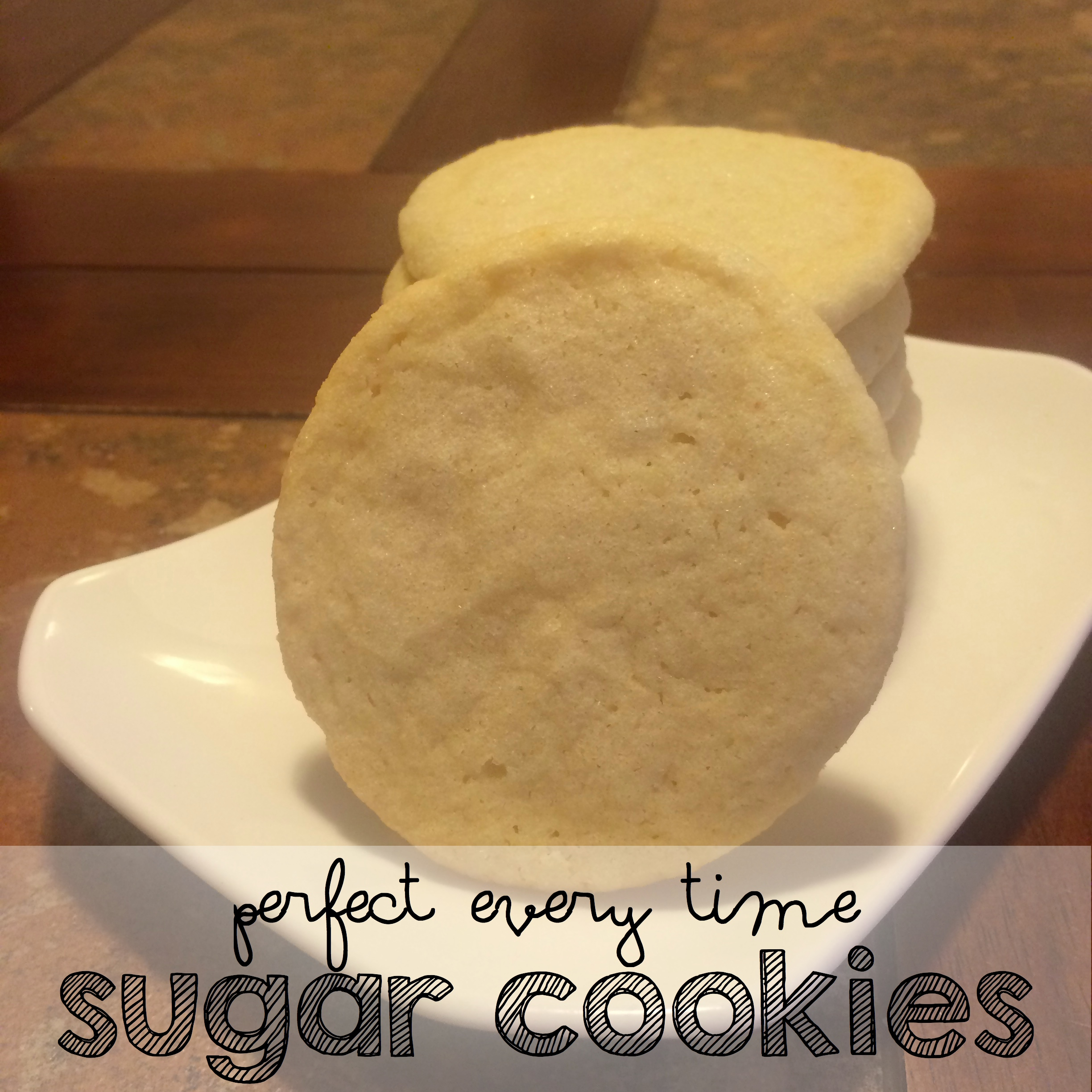 Celebrate National Sugar Cookie Day with This Perfect Every Time Sugar Cookie Recipe | Easy Drop Sugar Cookie Recipe