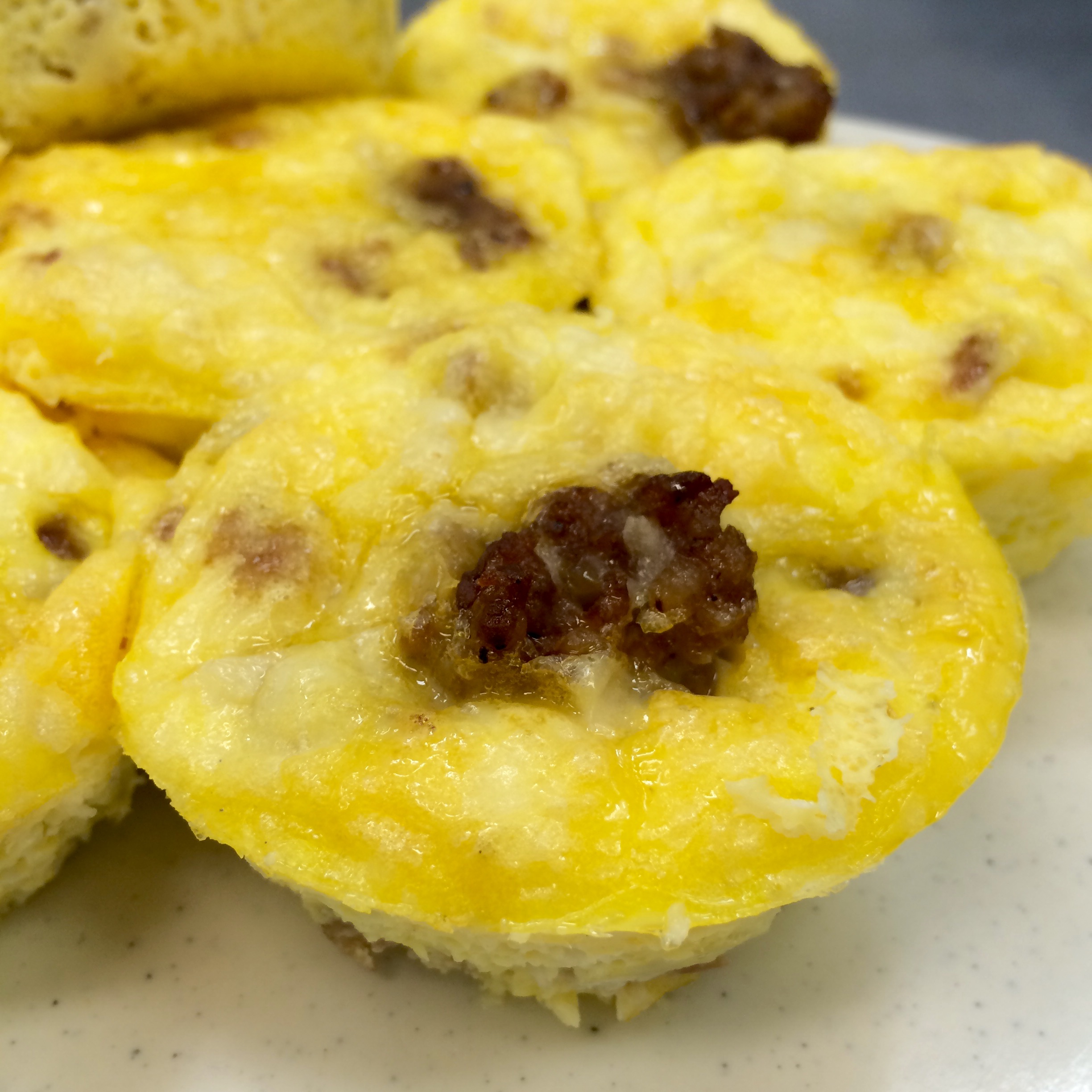 sausage and cheese mini frittata recipe sausage and cheese frittata ...