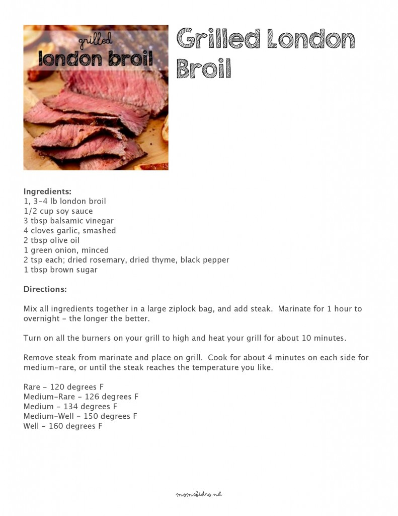 Click to download the printable recipe