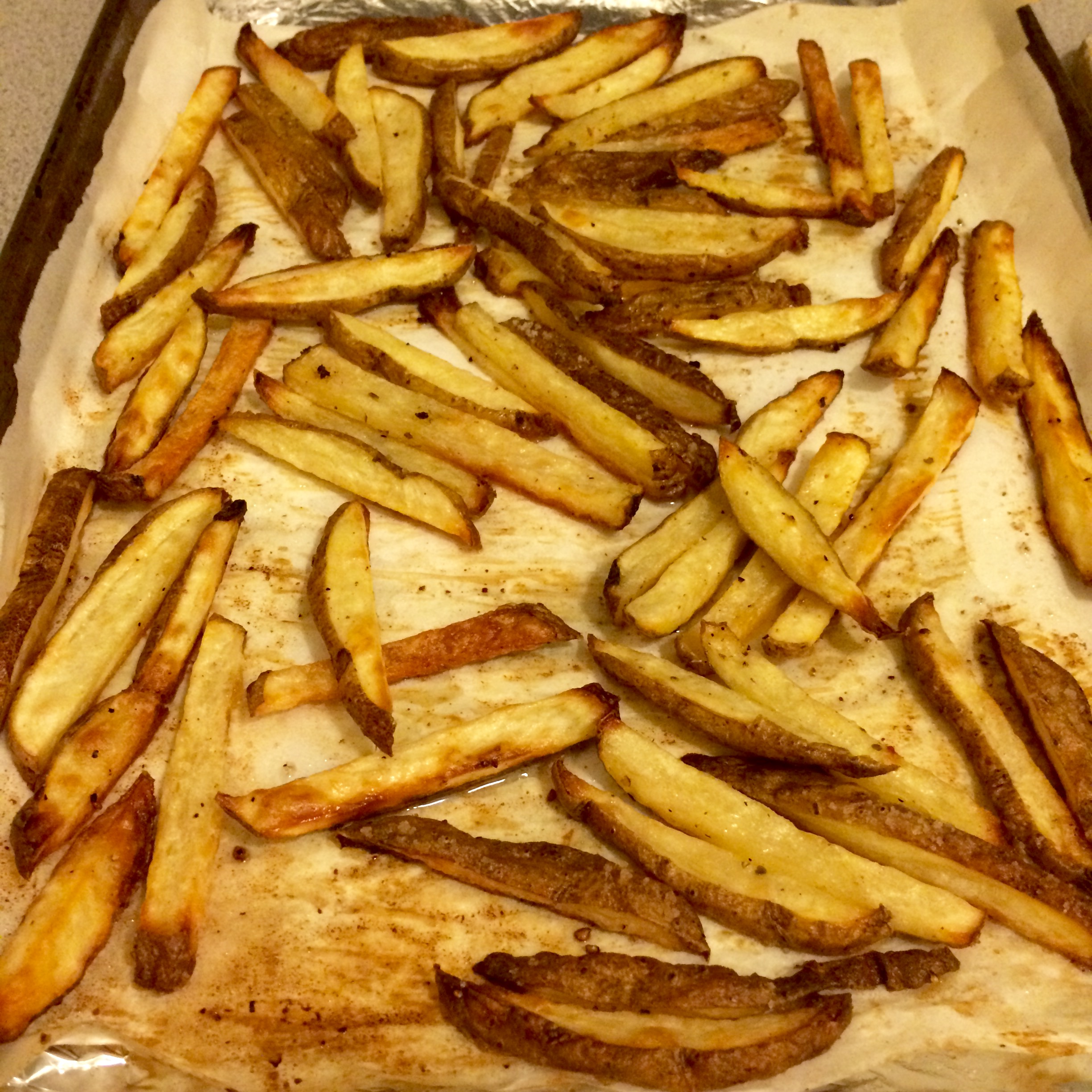 The Secret To Perfect Crispy On The Outside Fluffy On The
