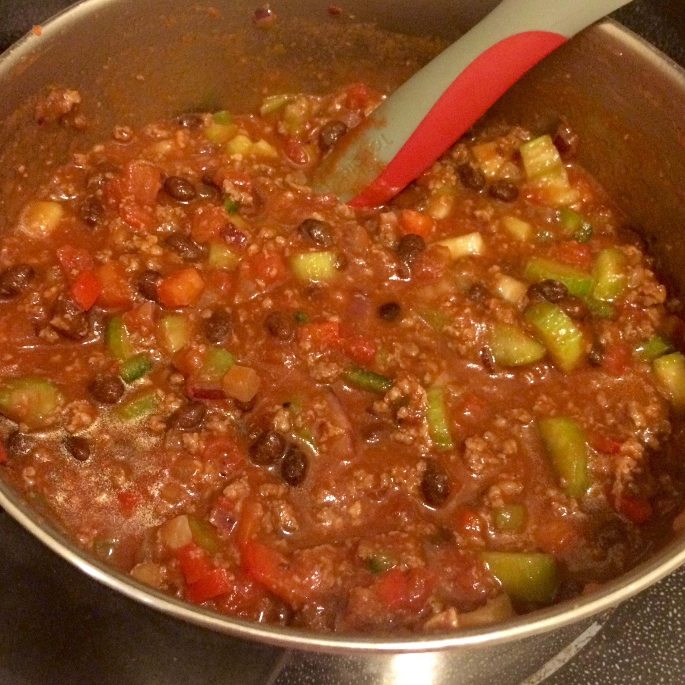 Easy recipes to make chili