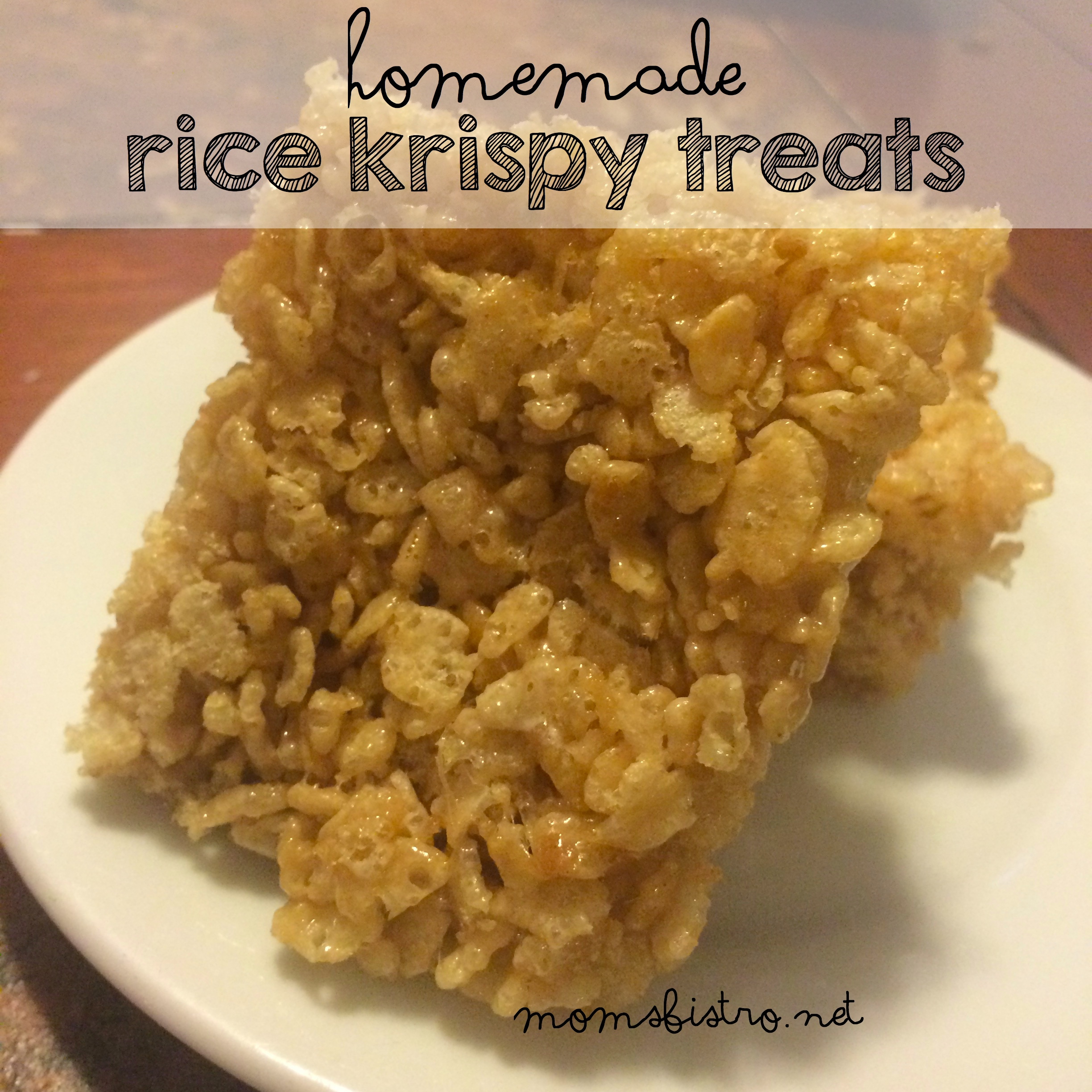 The Secret To Making Your Rice Krispy Treats The Best Ones Ever! – Homemade Rice Krispy Treats Recipe