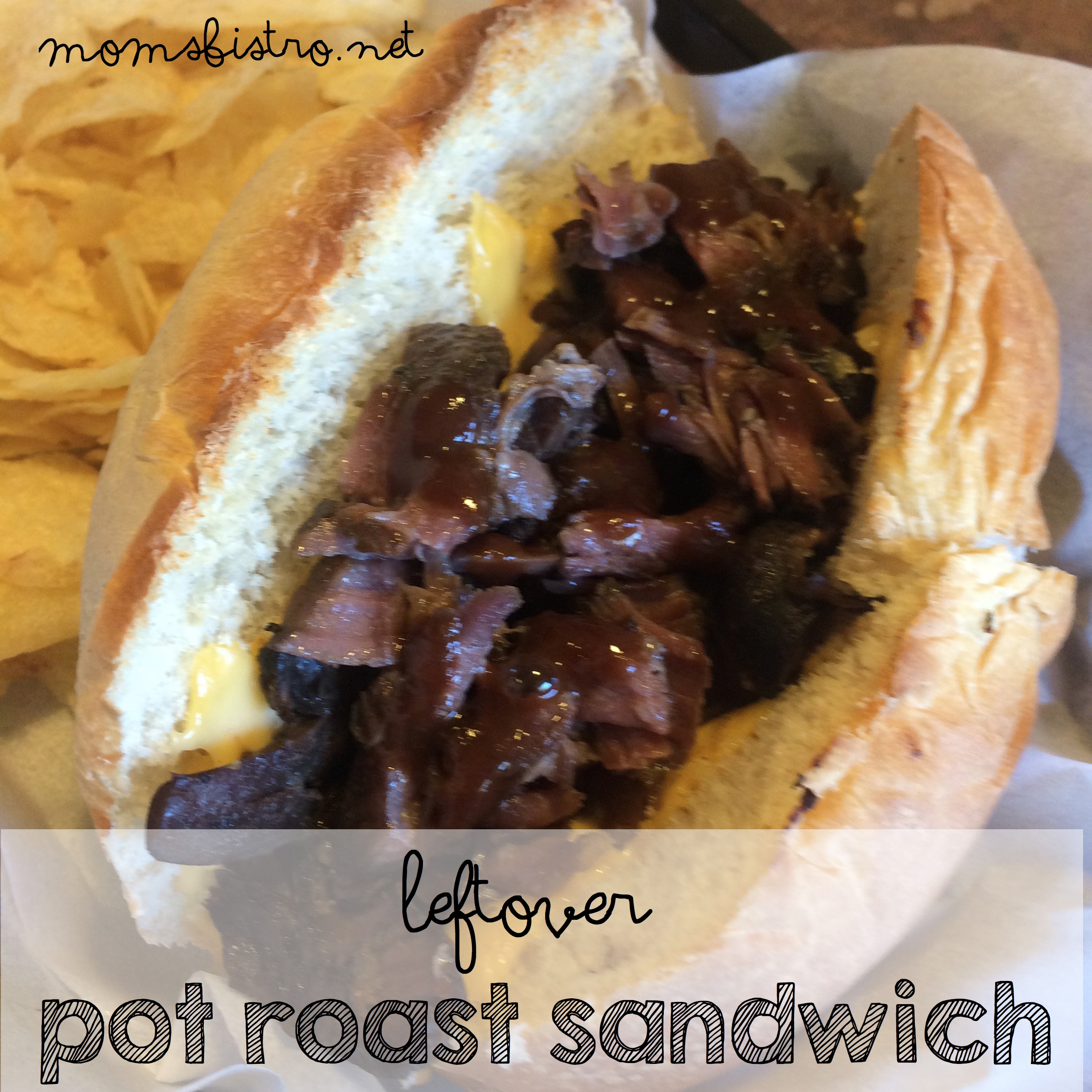 This 10 Minute Dinner Is The Perfect Meal For Busy Nights – 10-Minute Leftover Pot Roast Sandwiches