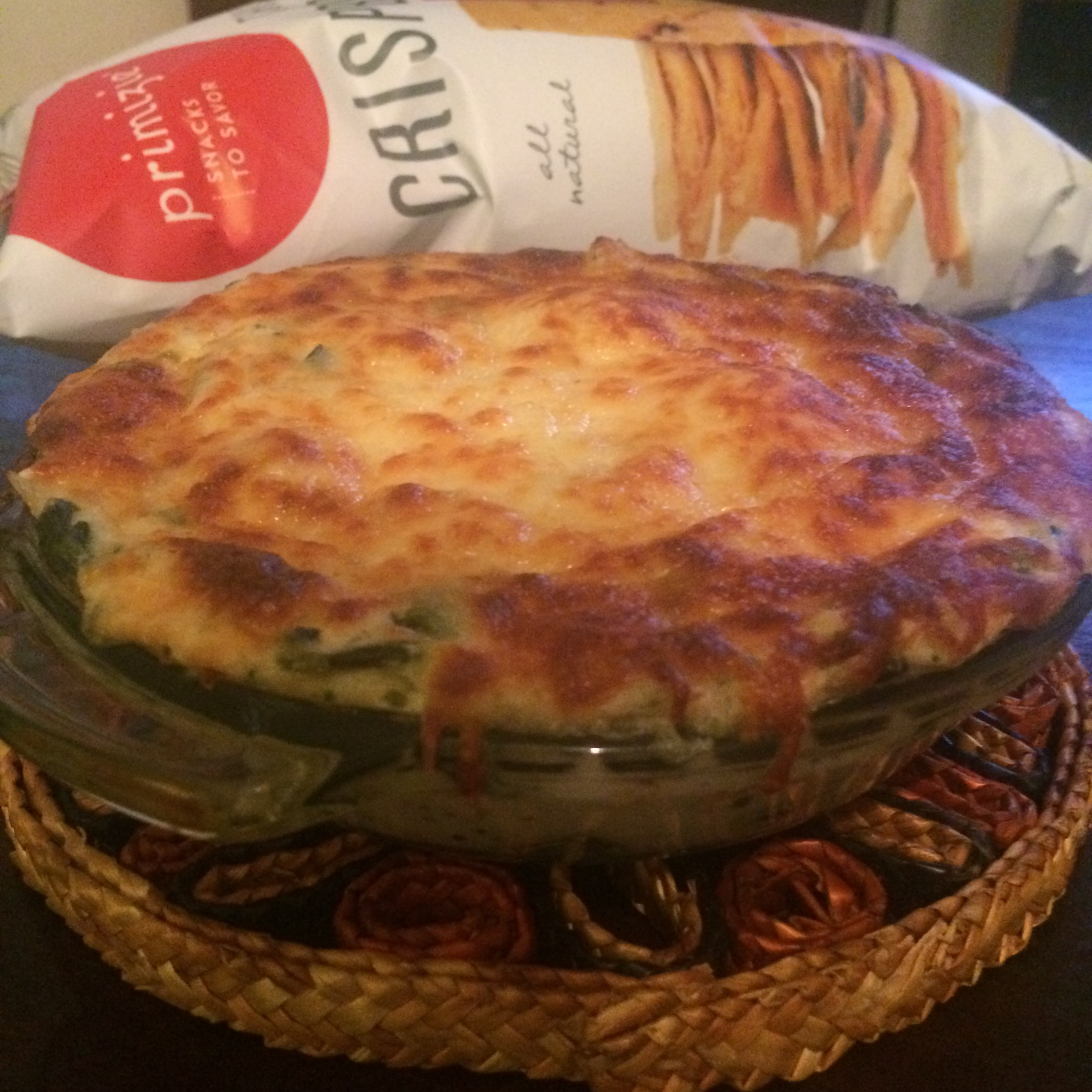 A Game Day Dip Every One Will Love! Quick and Easy Spinach ...