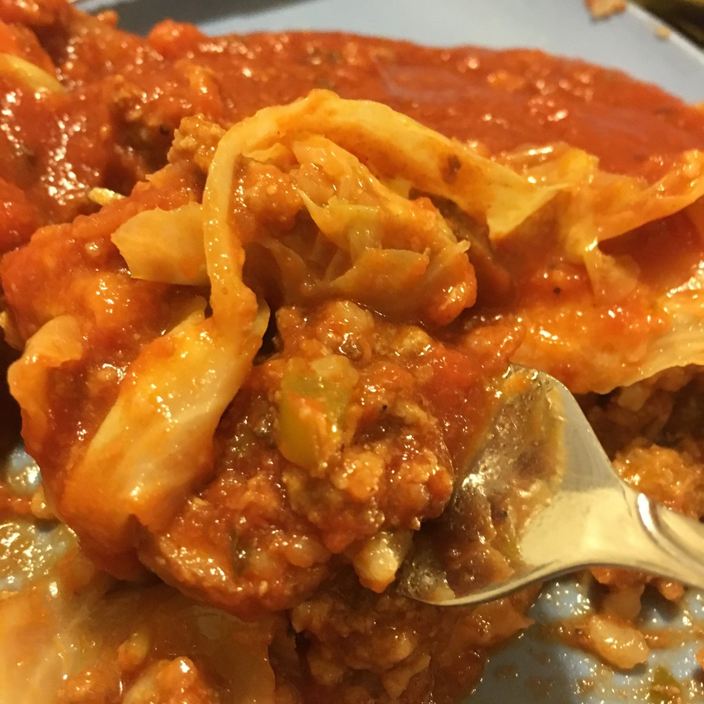 One Hour Kid-Friendly Italian Stuffed Cabbage Rolls - Mom's Bistro