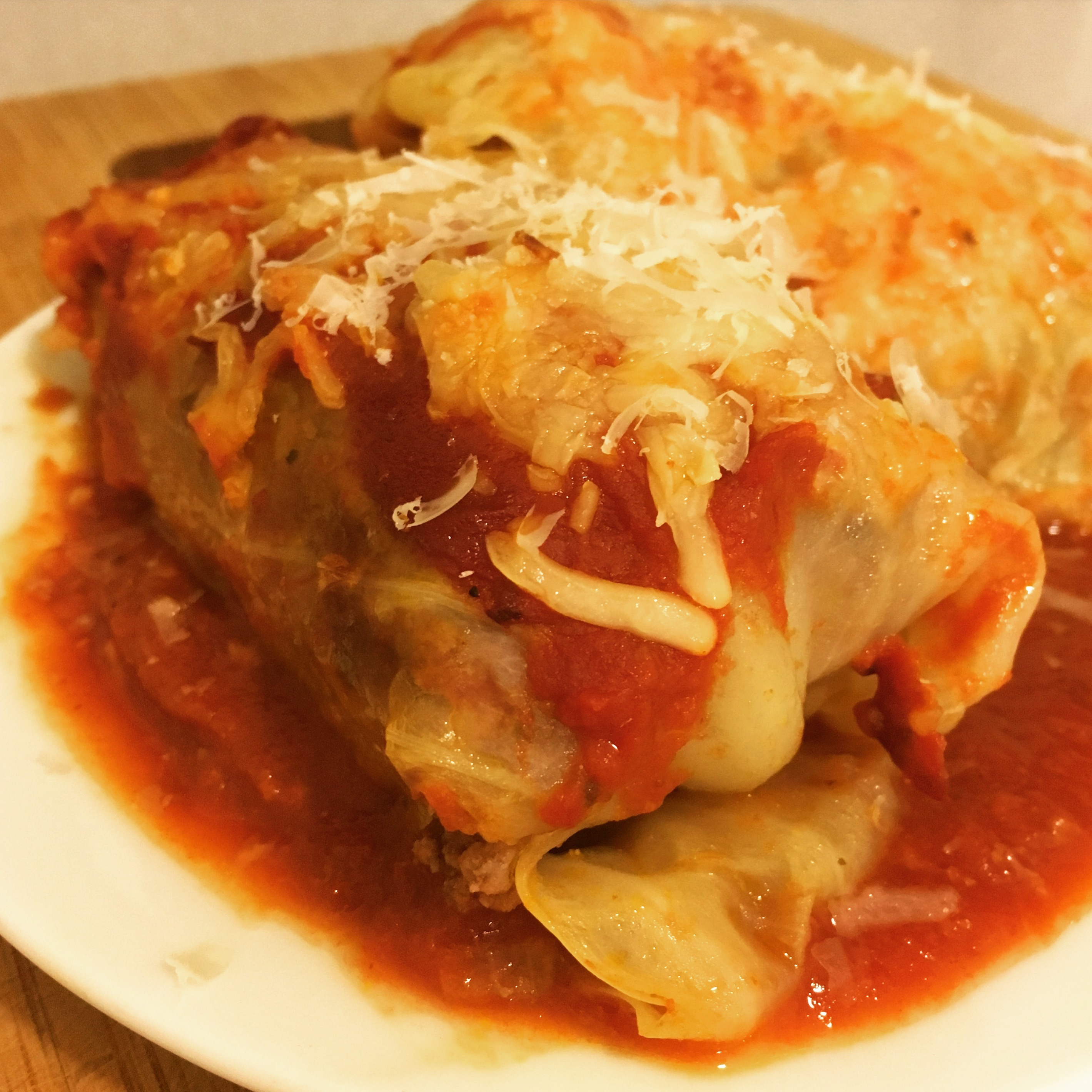 ... One Hour Kid-Friendly Italian Stuffed Cabbage Rolls - Mom's Bistro