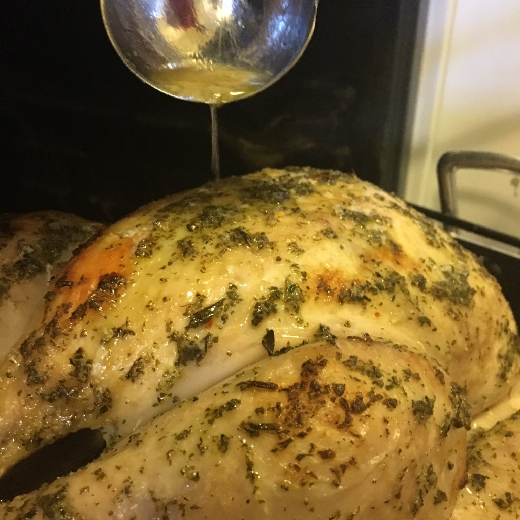herb roasted thanksgiving turkey recipe perfect turkey gravy recipe #foolproofthanksgiving 101 how to