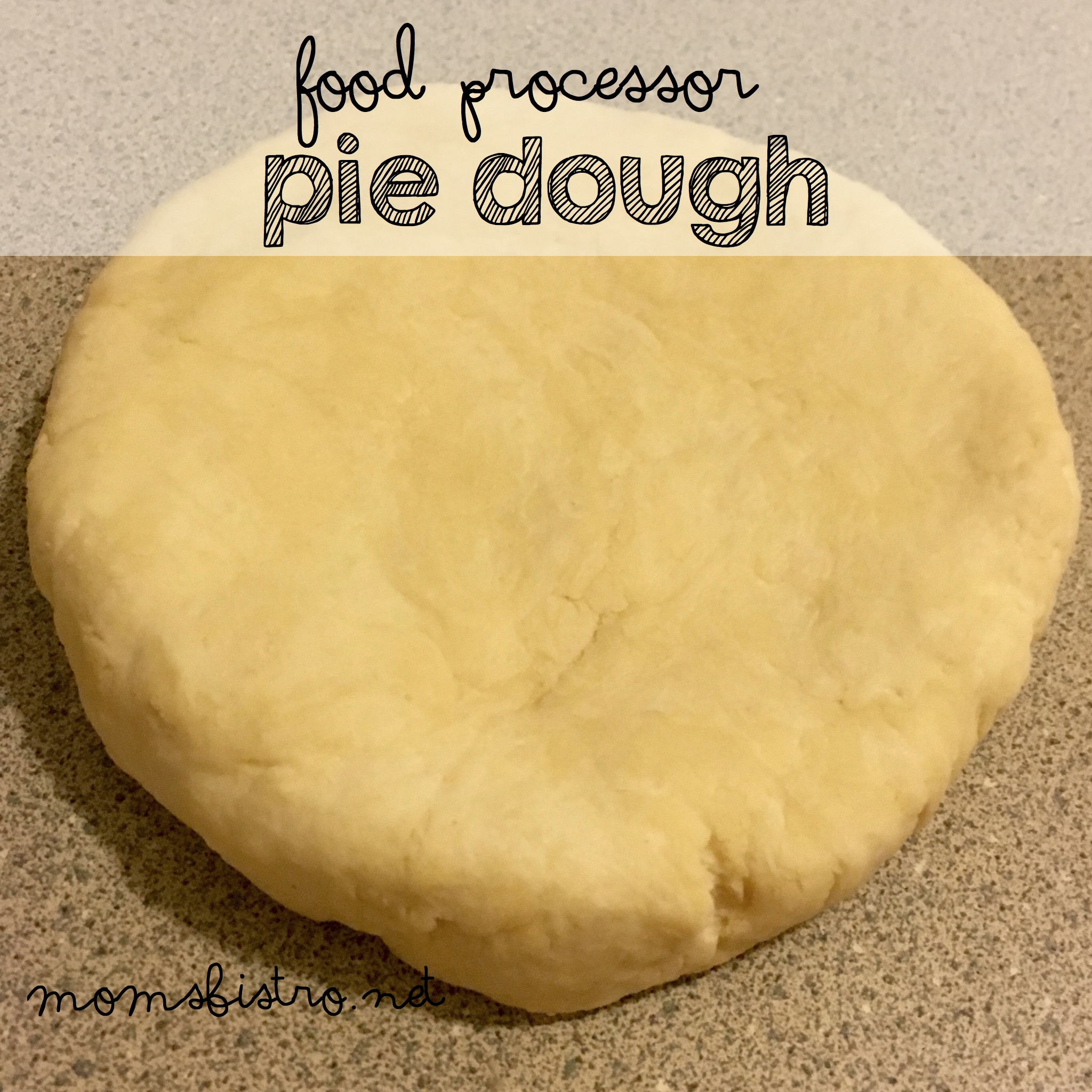 Perfect pie dough tips and homemade pie dough in the food processor food processor pie dough thanksgiving recipe tips perfect homemade recipes forumfinder Choice Image