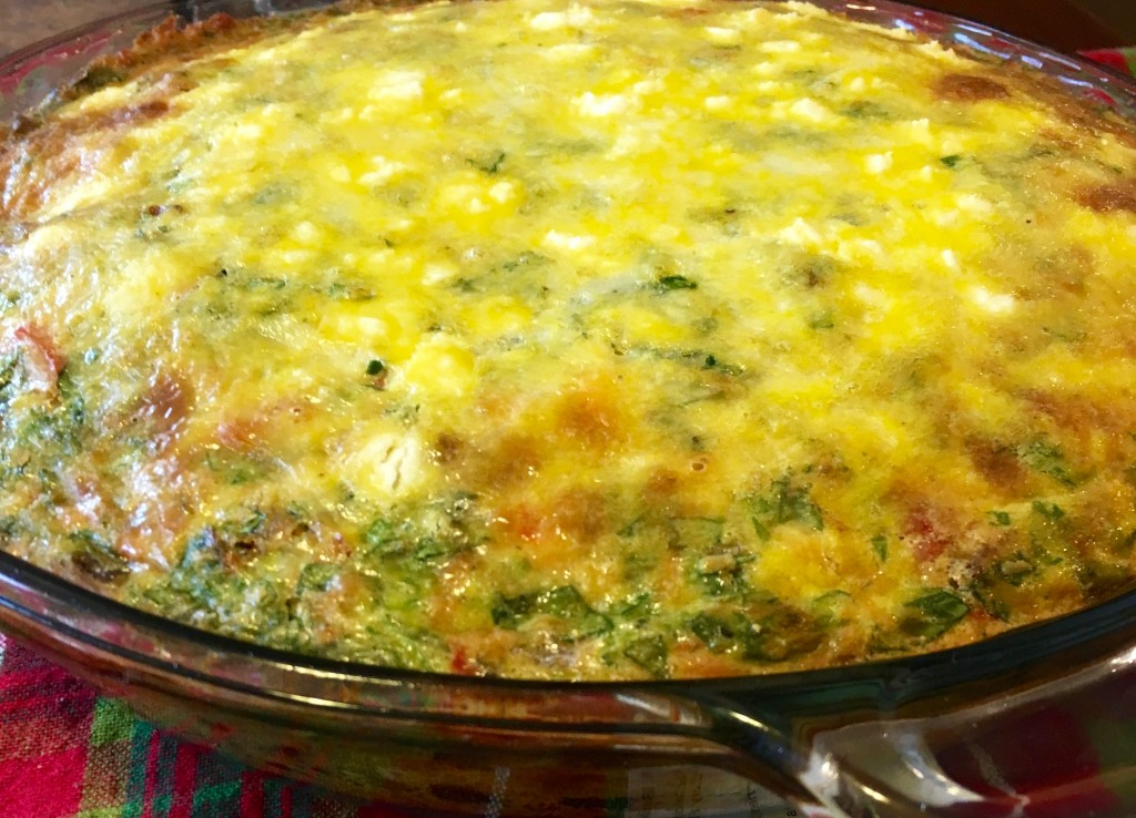 A New Twist On A Classic Recipe Hash Brown Quiche With