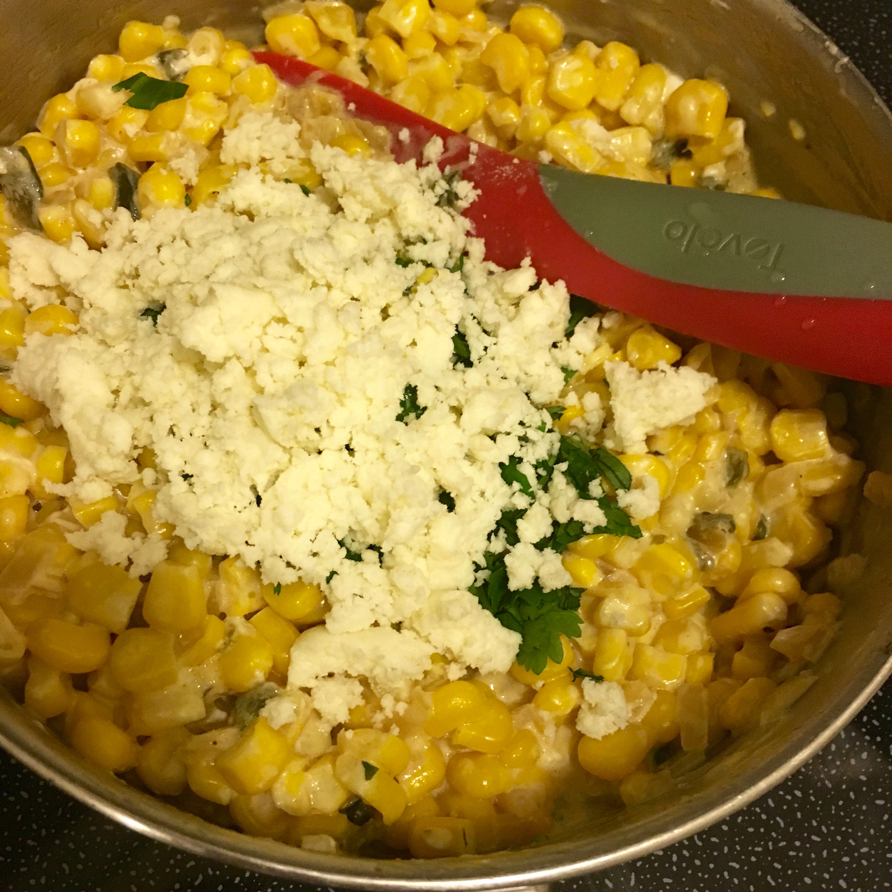 A One Pot Side Dish To Accompany Your Favorite Mexican