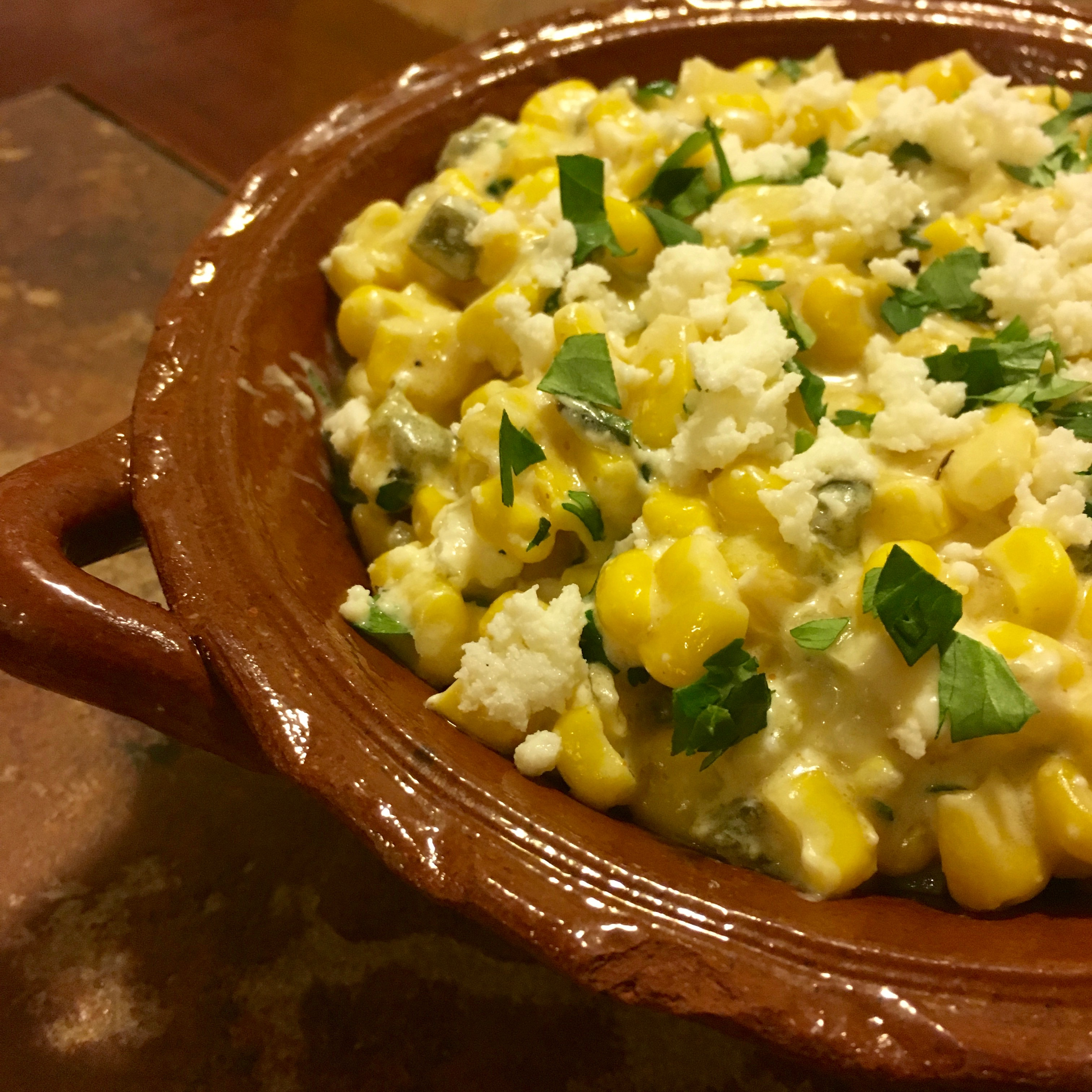 A one pot side dish to accompany your favorite mexican inspired mexican street corn forumfinder Choice Image