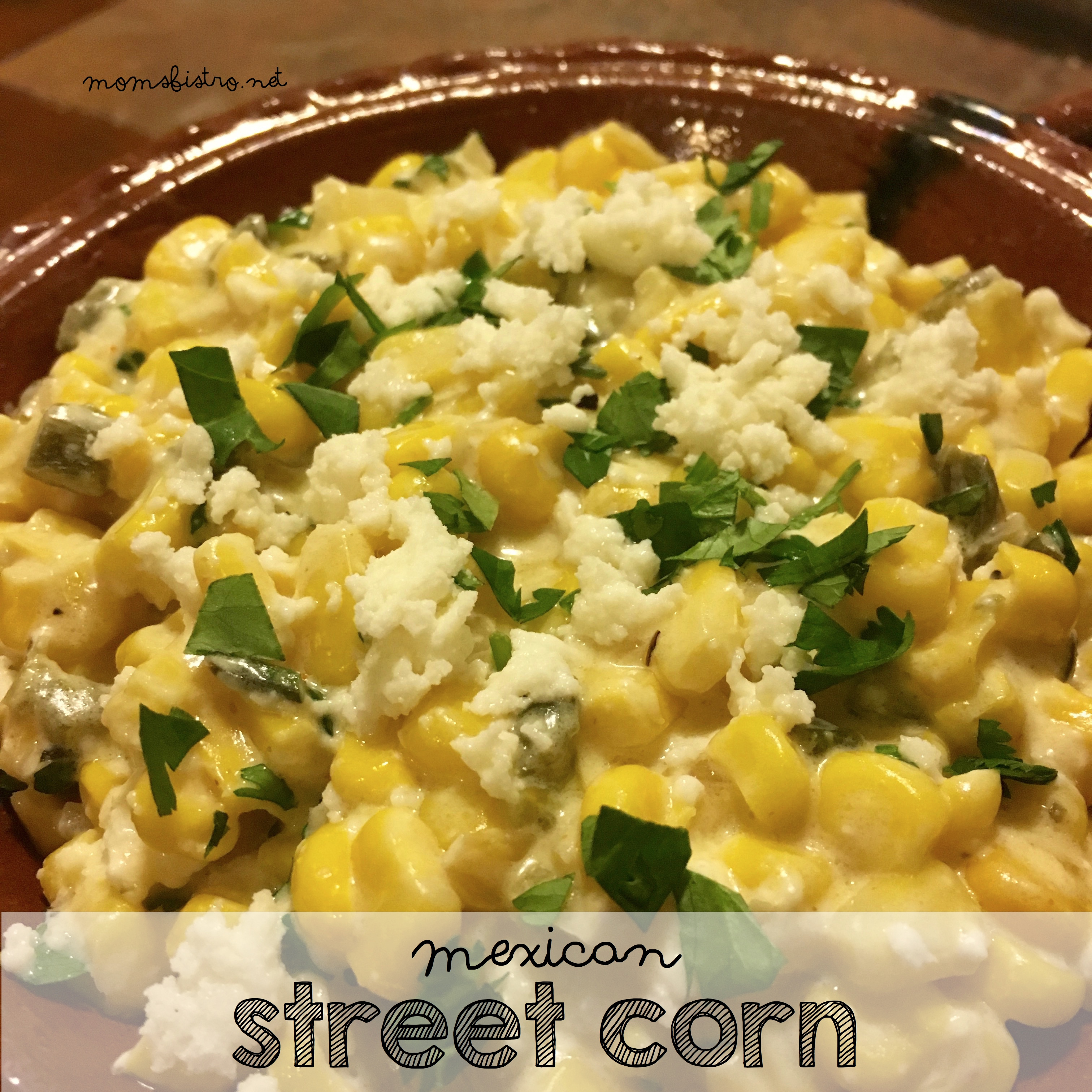 A One Pot Side Dish To Accompany Your Favorite Mexican Inspired Meals – Easy Mexican Street Corn Recipe