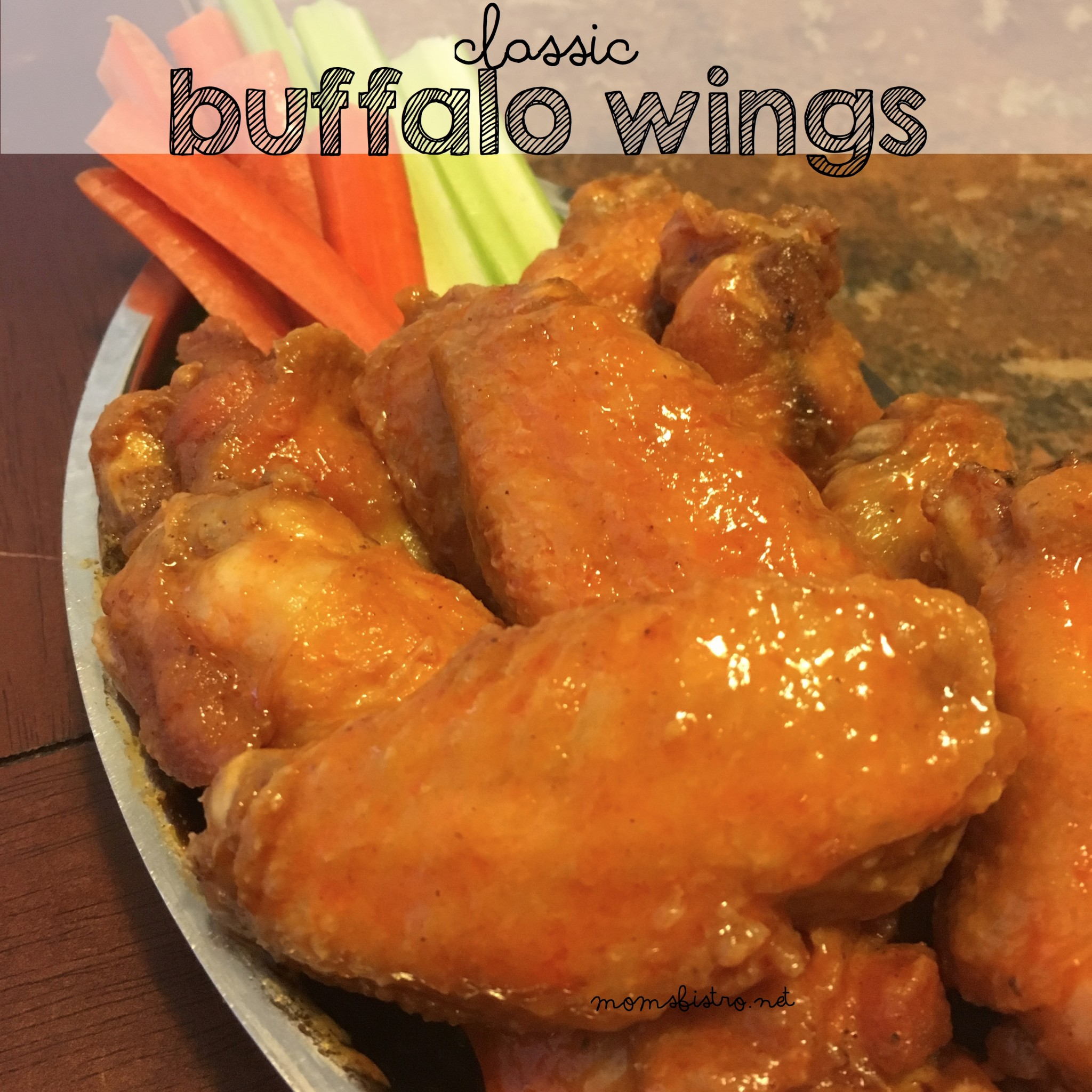 This Is The Trick To Making Perfect Hot Wings!  Classic Buffalo Wings Recipe
