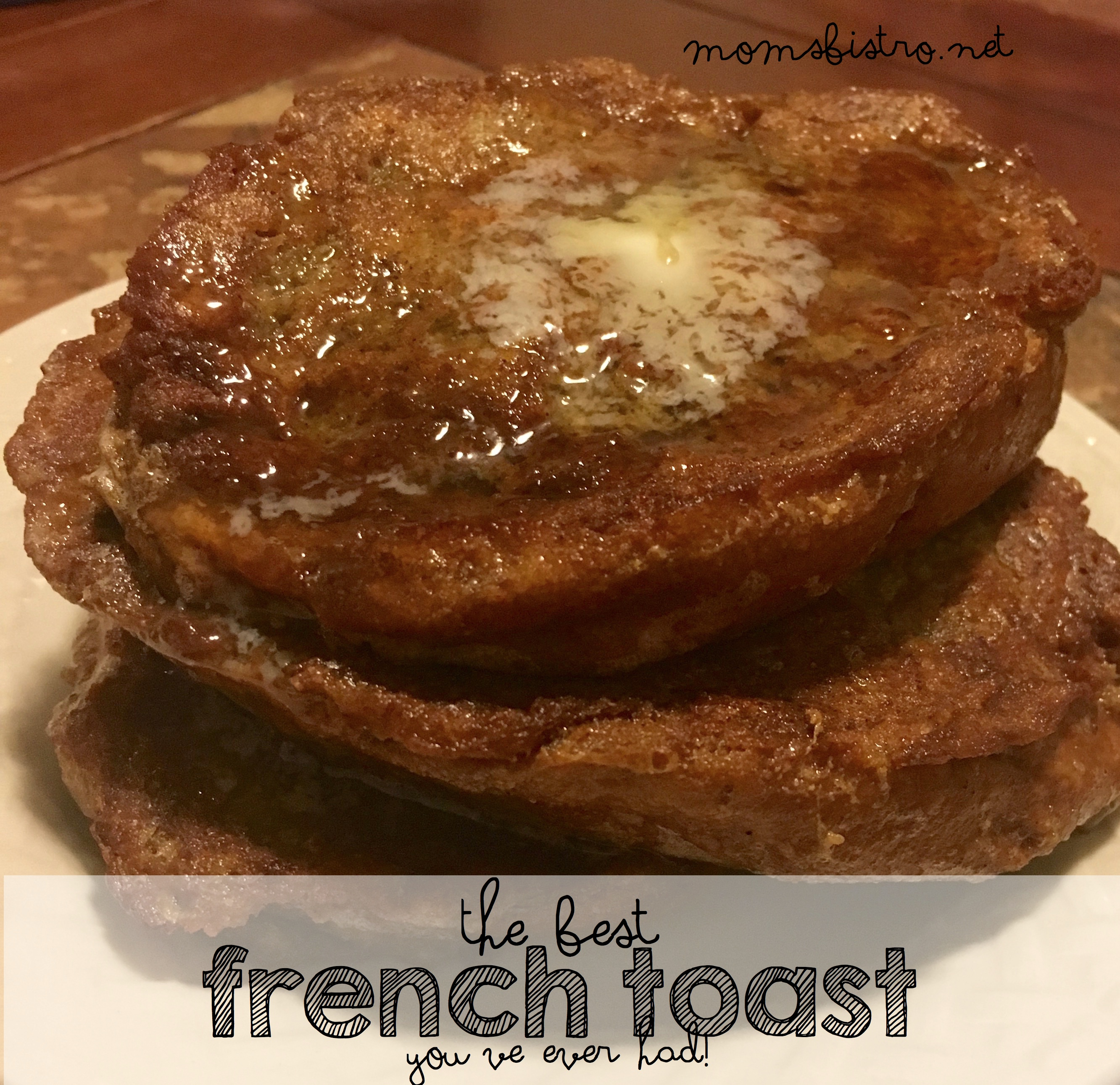 This Make Ahead Breakfast Will Blow Your Mind!  This is The BEST French Toast You've Ever Had!