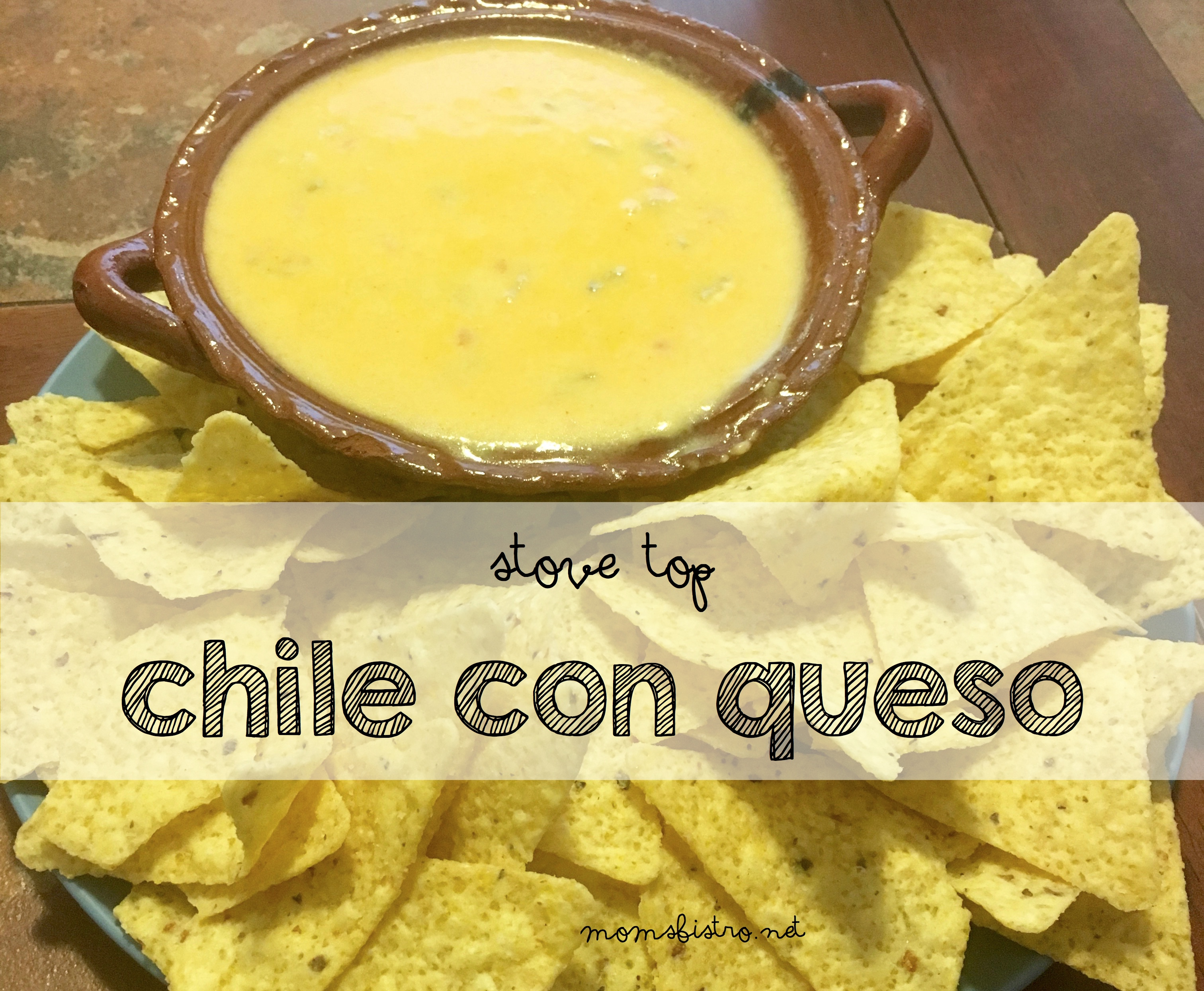My Go To Cheese Sauce for Almost Everything!  Easy Chile Con Queso Recipe