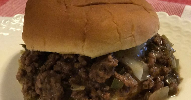 30 Minute Philly Cheesesteak Sloppy Joe's Make The Perfect Back To School Dinner