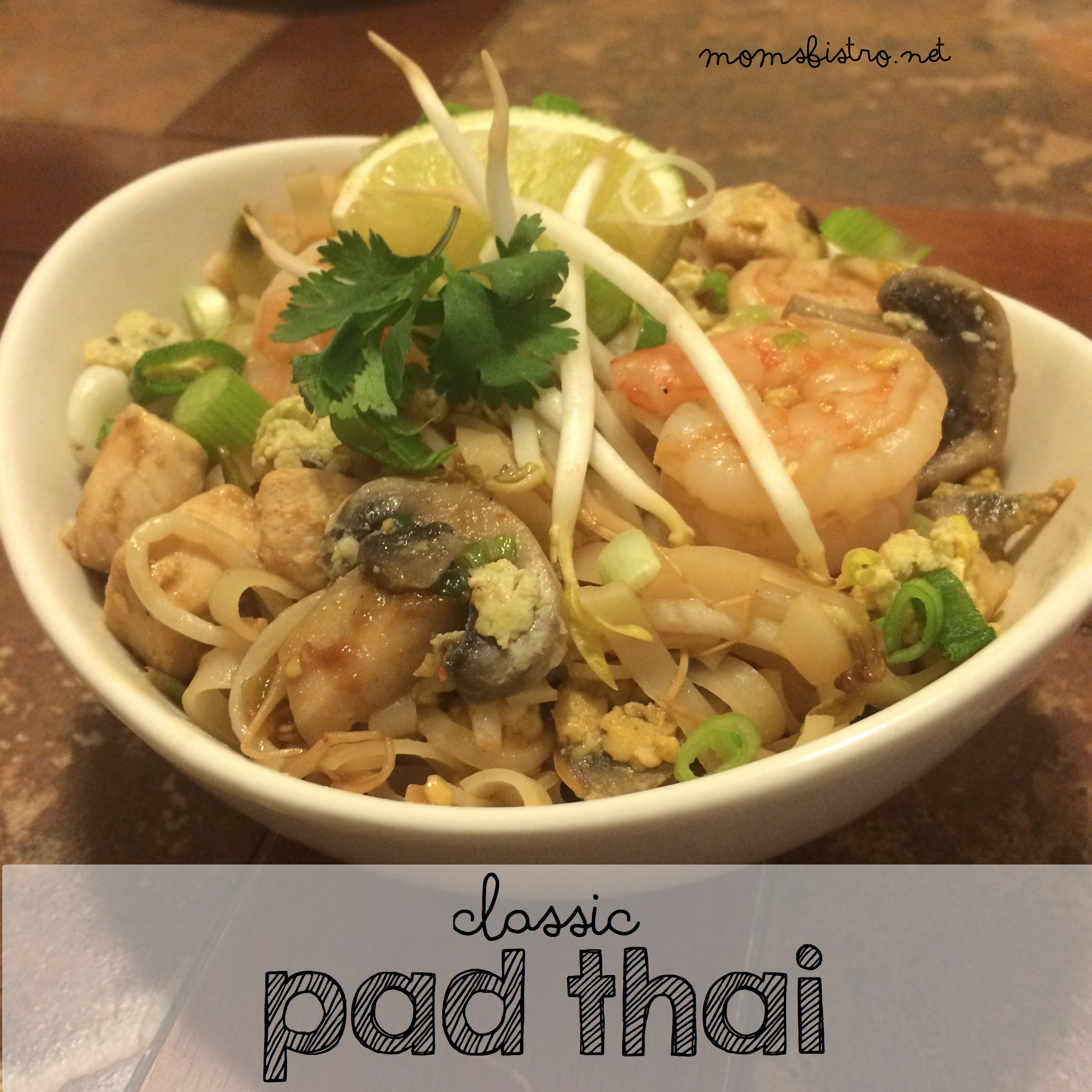 This Pad Thai Recipe Will Make You Forget About Takeout Forever!