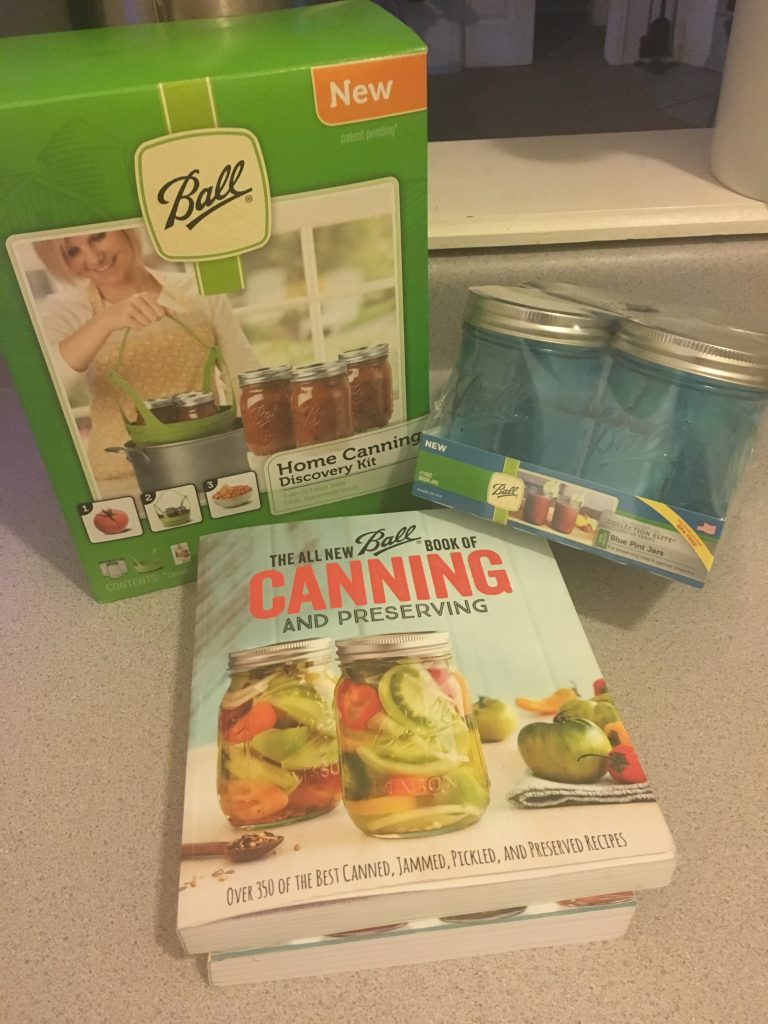 I bought this canning kit from FreshPreserving.com