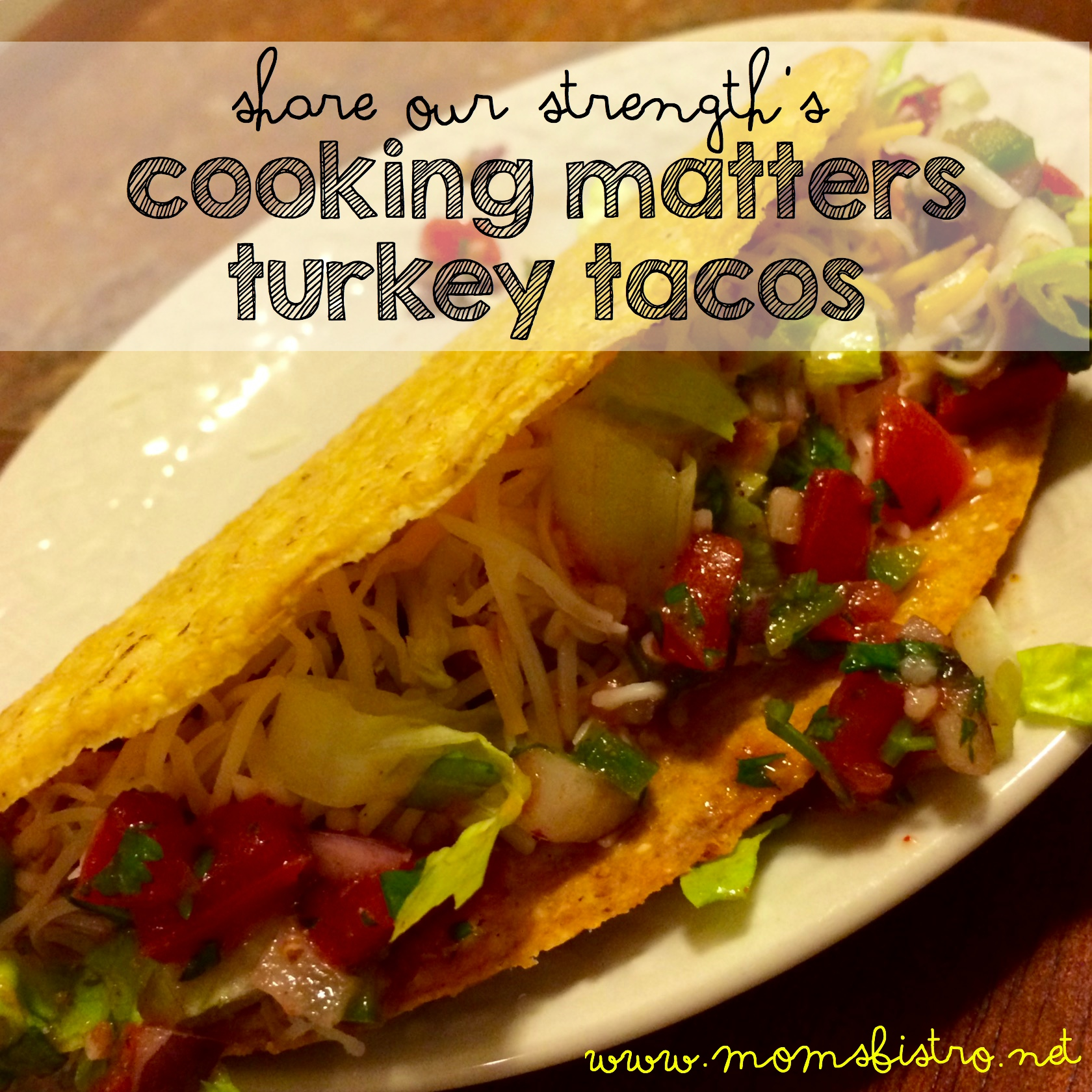 Share Our Strength's Cooking Matters – Week One |  Quick & Easy Turkey Tacos Recipe