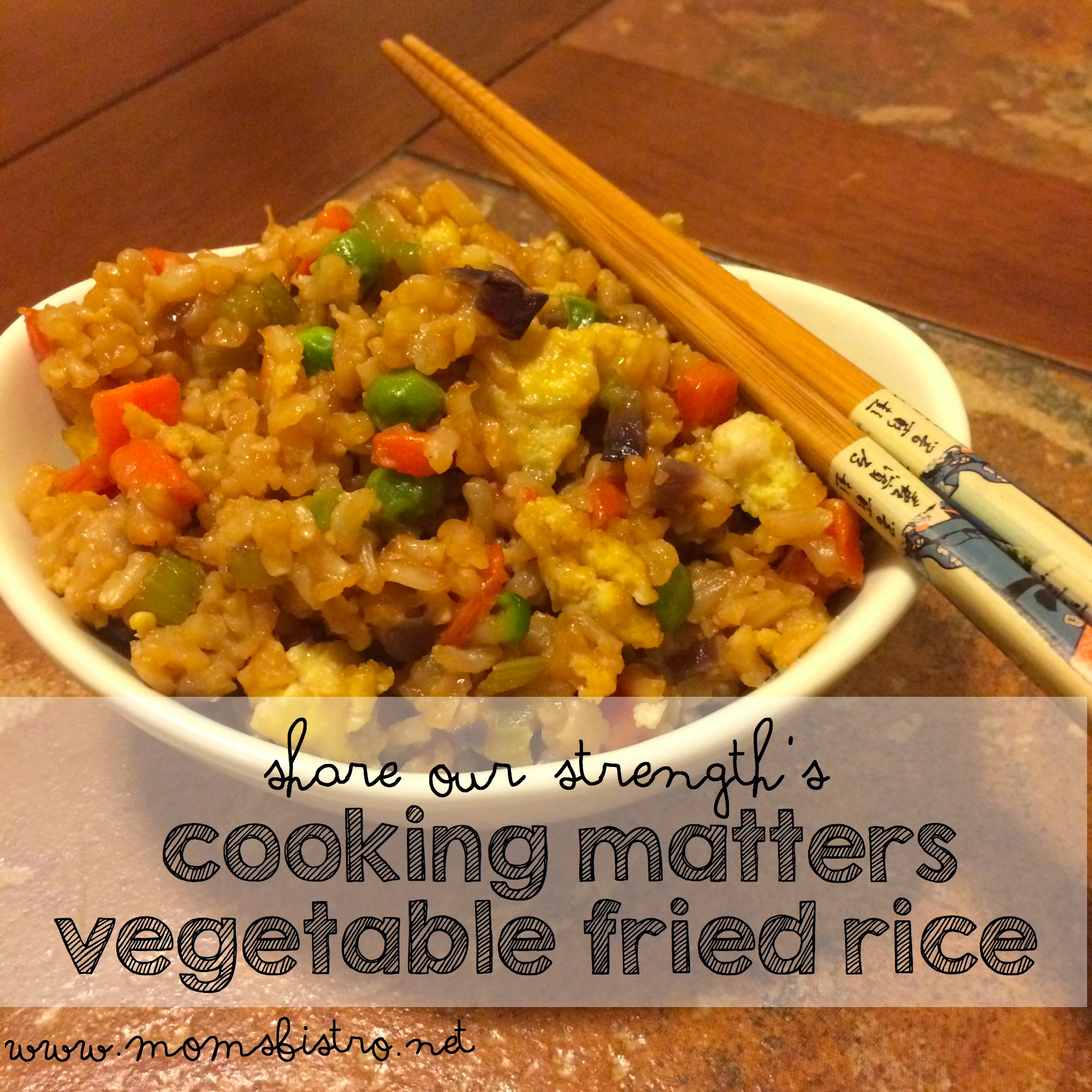 Share Our Strength's Cooking Matters – Week Two | Easy Fried Rice Recipe