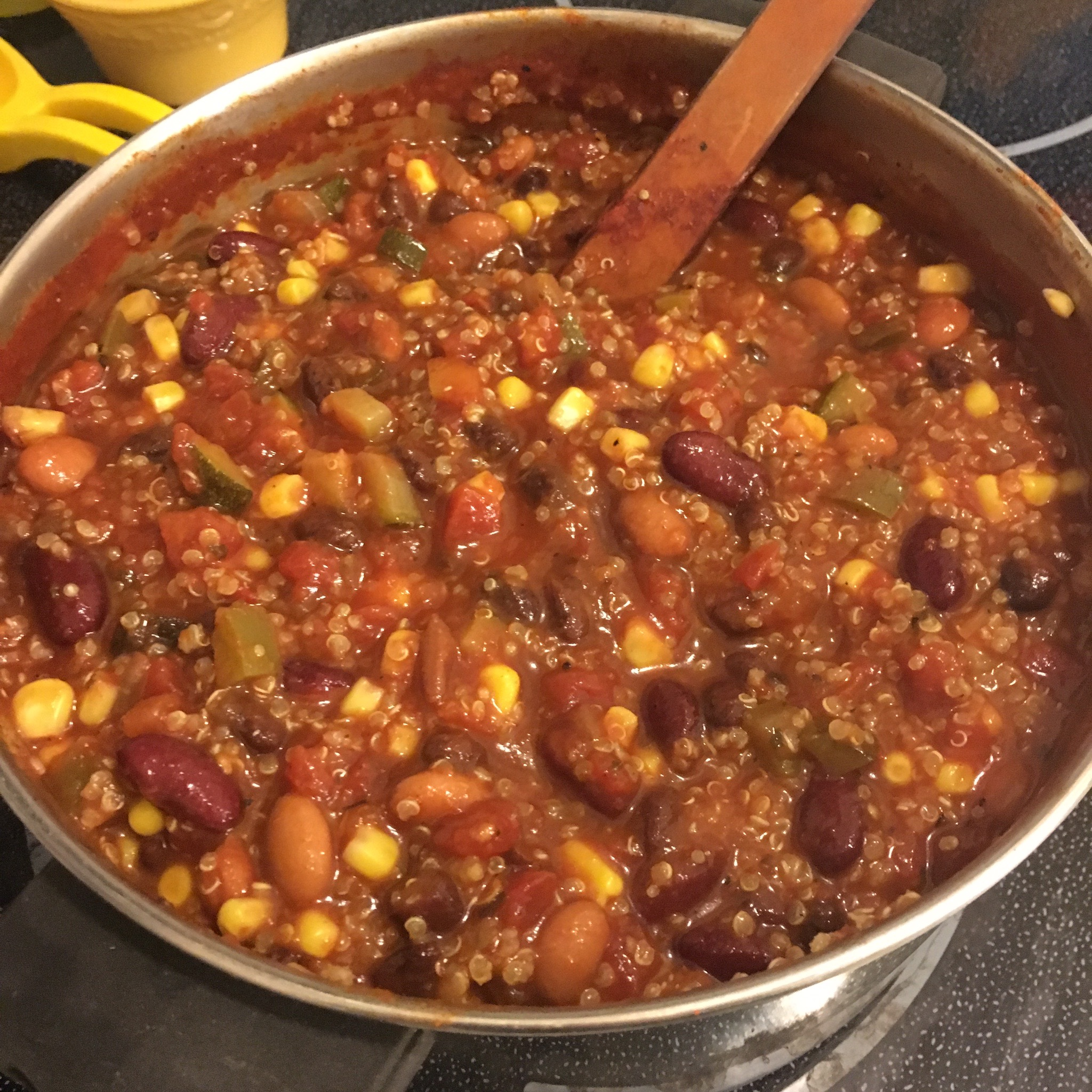 Meatless Chili Recipes Food Network