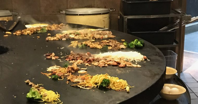 bd's Mongolian Grill Is The Perfect Spot For a Fun Family Dinner (or Lunch)!